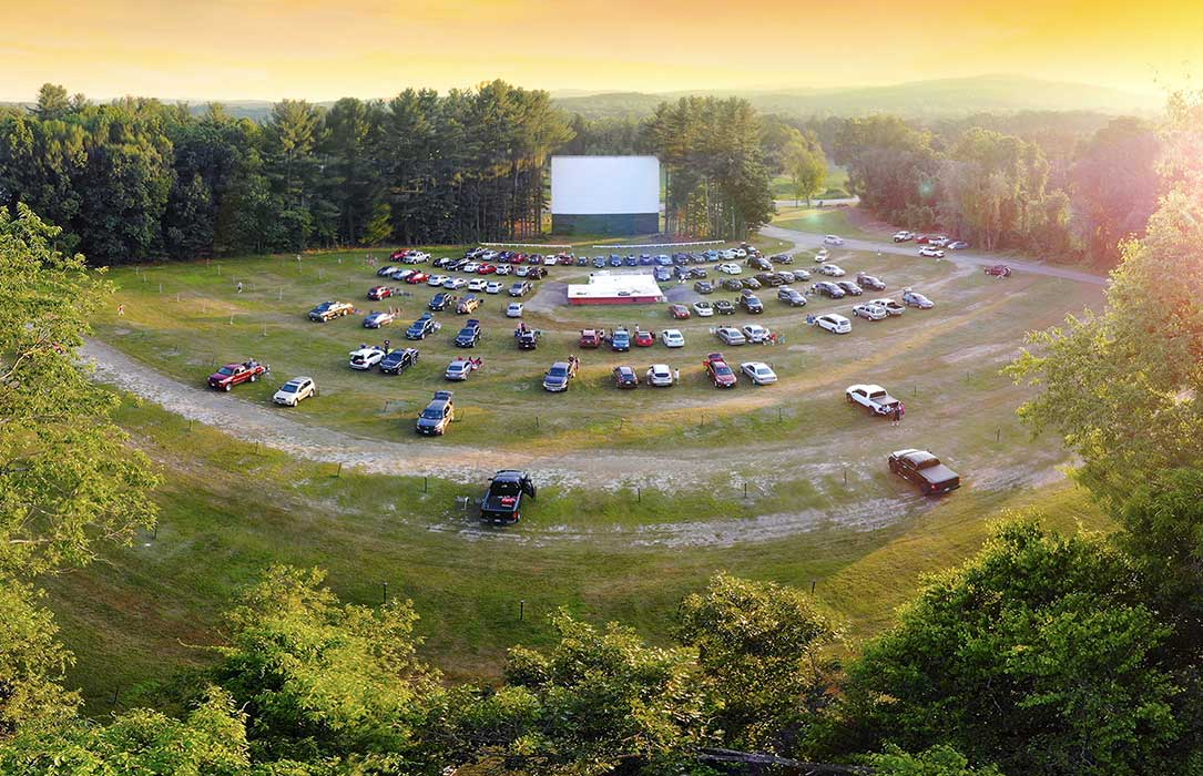 The Stardust Drive-In: Fun for the Whole Family in Queensville