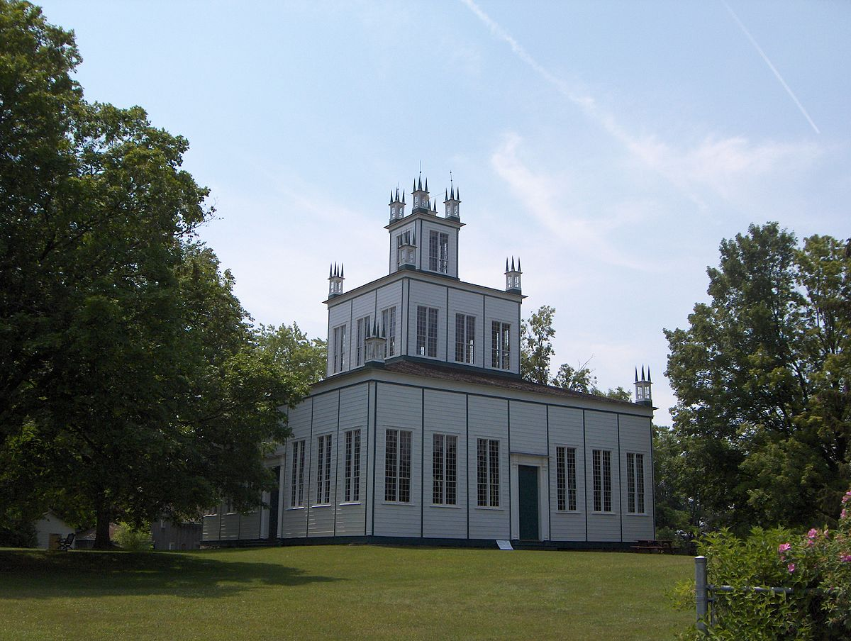 Queensville's Sharon Temple: A Historic Monument